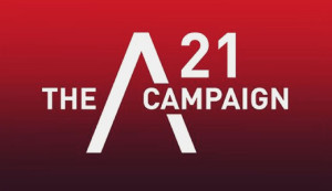 The A21 Campaign