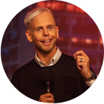 Andreas Nielsen, Lead Pastor Stockholm