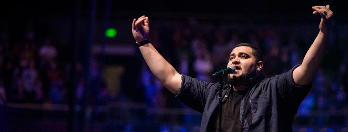 David Ware, Worship Pastor