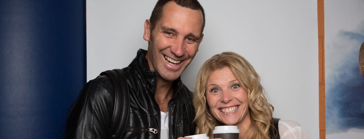 Joel & Julia A'Bell, Lead Pastors Australia