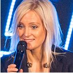 Lina Nielsen, Lead Pastor Stockholm