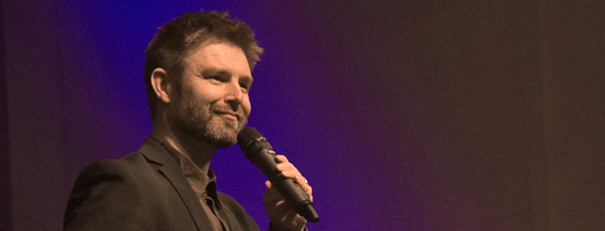 Richard van der Kolk, Lead Pastor Amsterdam
