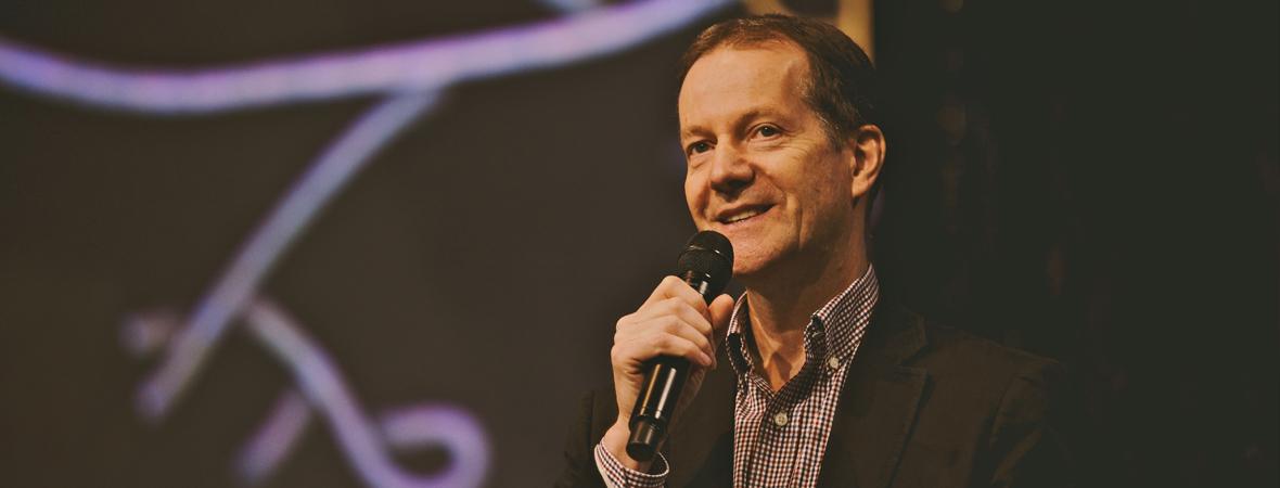 Robert Fergusson, Hillsong Teaching Pastor