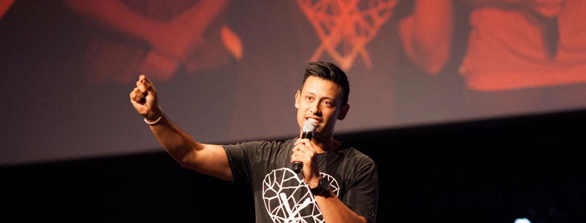 Nick Khiroya, Frontline (25-35's) Pastor