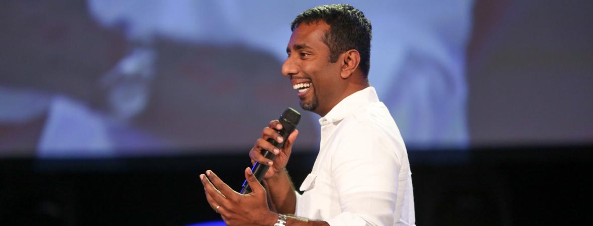 Biju Thampy, Vision Rescue Founder