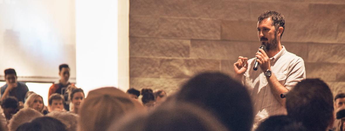 Gabriel Kelly, Worship Pastor