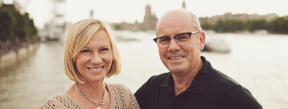Gary & Cathy Clarke, London Lead Pastors