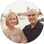 Gary & Cathy Clarke, Lead Pastors UK