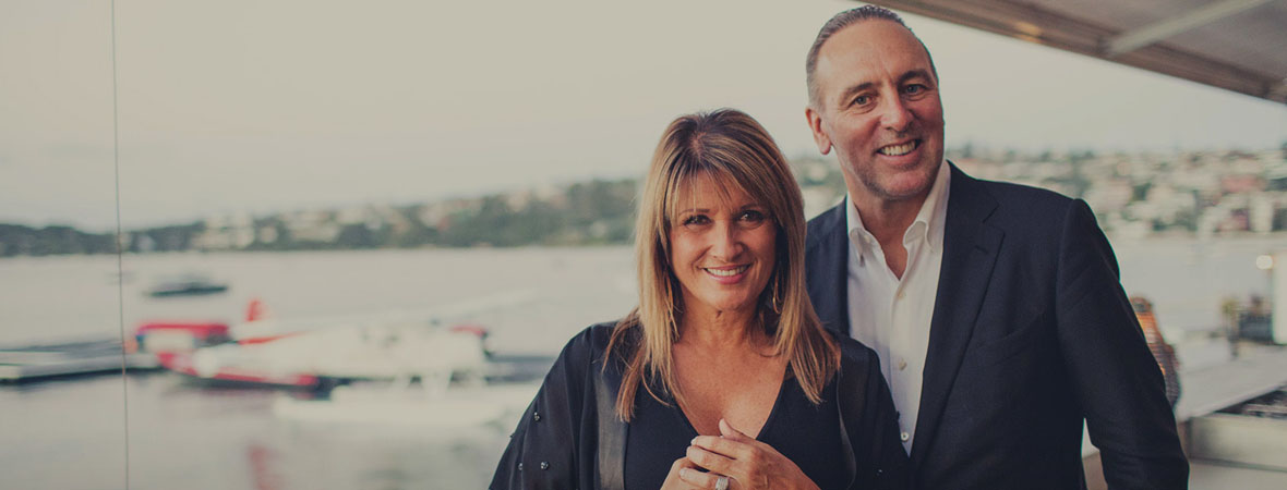 Brian and Bobbie Houston, Global Senior Pastors