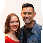 Nick & Sarah Khiroya, Frontline Pastors