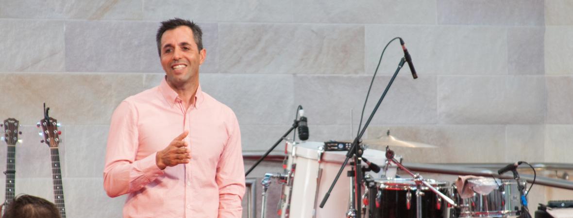 Sam DiMauro, Hills Campus Pastor